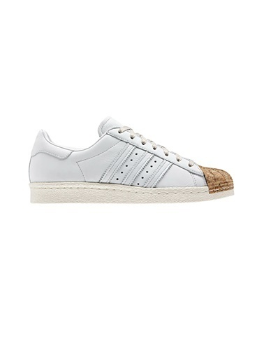 adidas Superstar 80S Wood W Beyaz